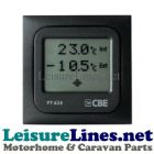 CBE DIGITAL INTERNAL - EXTERNAL TEMPERATURE GAUGE